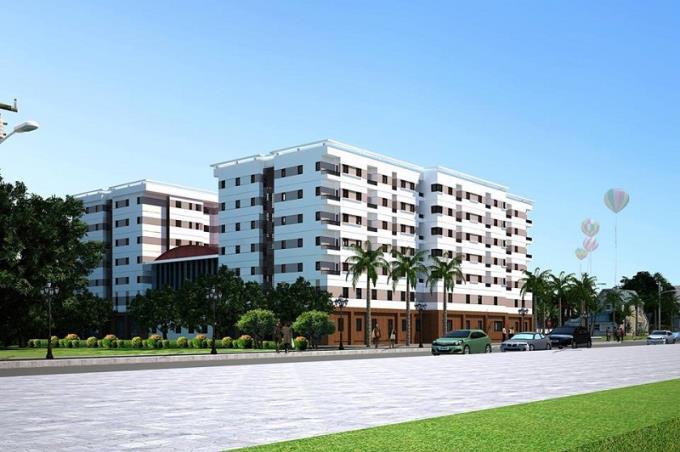 Chung cư Delta Plaza Thanh Hoá