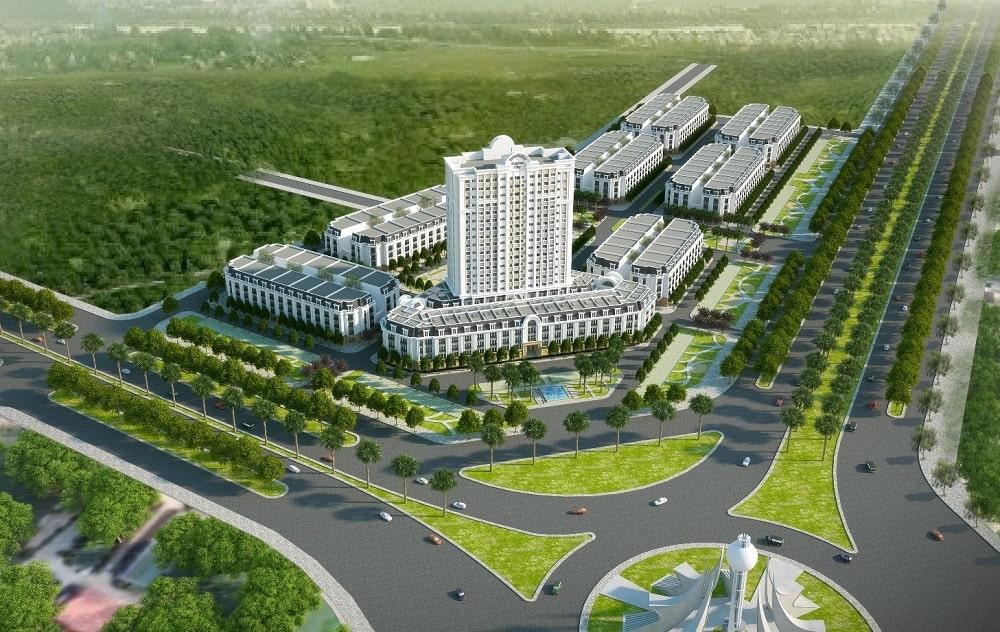 Chung cư Eurowindow Tower Thanh Hóa