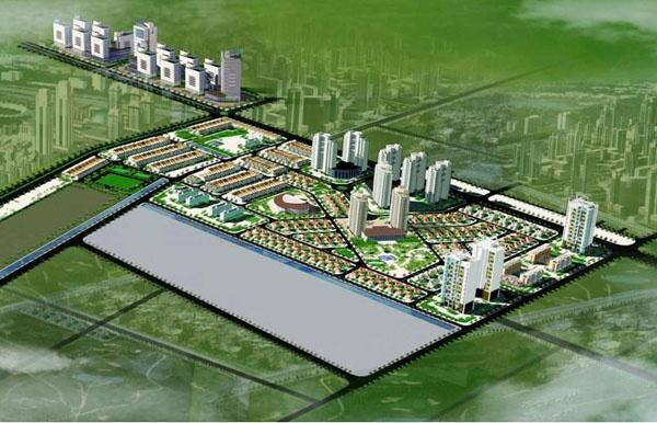 Mặt bằng quy hoạch 99a xã Quảng Lưu