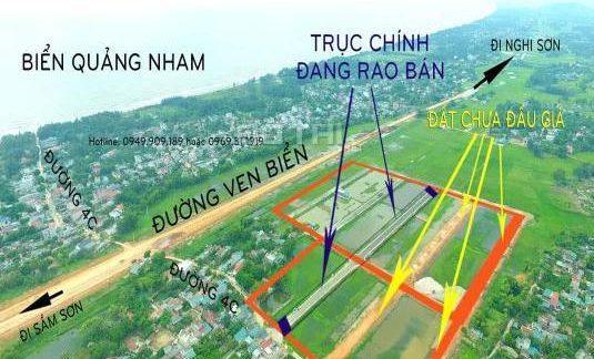 Mặt bằng 3367 Quảng Hải