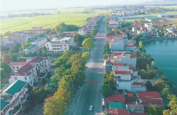 Thanh Hóa giao huyện Thiệu Hóa lập quy hoạch chung đô thị Giang Quang