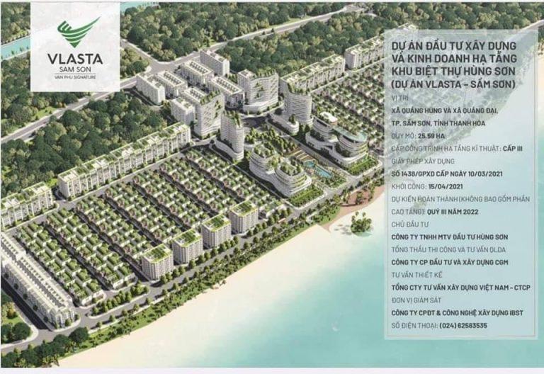 Những lưu ý khi lựa chọn mua dự án đất nền khu đô thị Vlasta Hùng Sơn