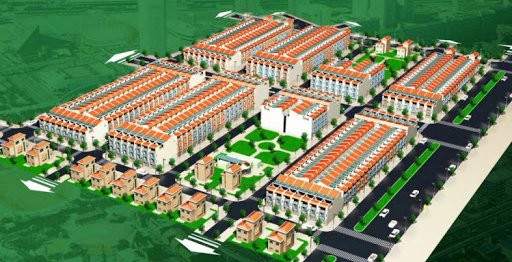 Dự án mặt bằng 23 xã Quảng Tân