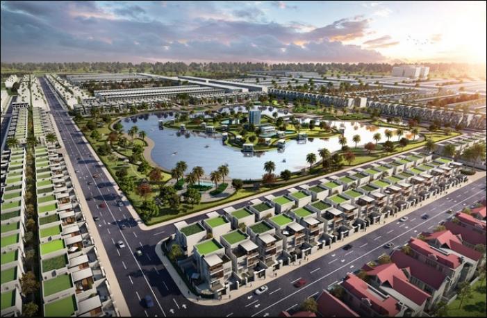 Thanh Hóa: Lập quy hoạch khu đô thị mới Sunrise City Hoằng Hóa 48ha.